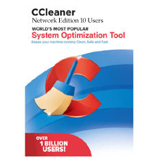 CCleaner Network Edition (10 Users)