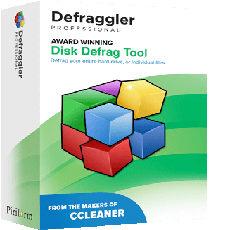 Defraggler Professional