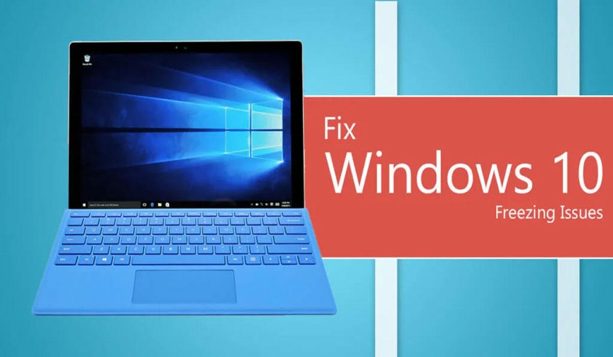 Windows 10 Freezing Issues