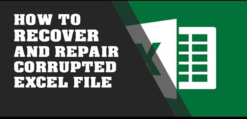 How to Repair Corrupted Excel Files