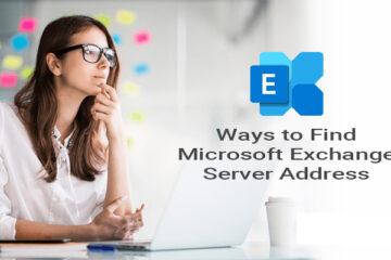 Microsoft Exchange Server Address